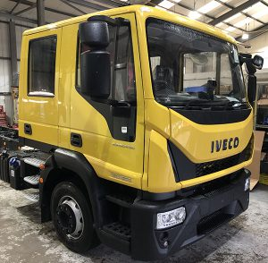 NEW 12 TONNE IVECO CREW CAB RECOVERY VEHICLES REF NEW IVECO