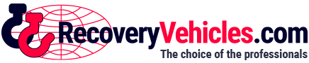 Recovery Vehicles website