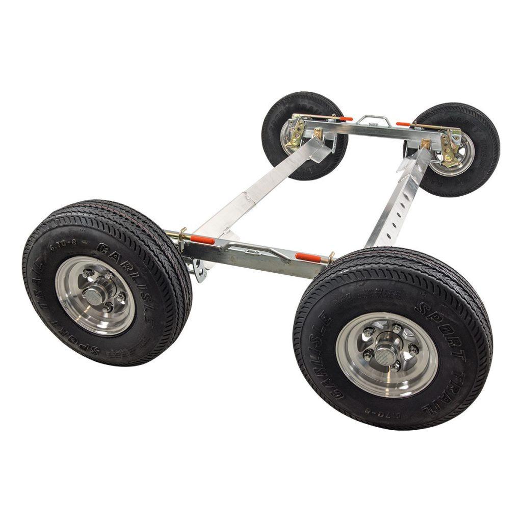 FOUR WHEEL DOLLY