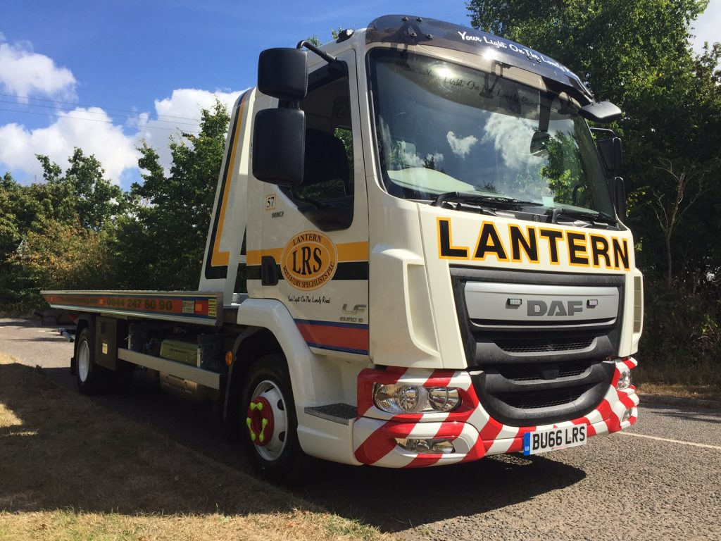 2016 '66' DAF LF 180 (Euro 6) AUTO 7.5 Ton £62,995 PLUS VAT REF G57
