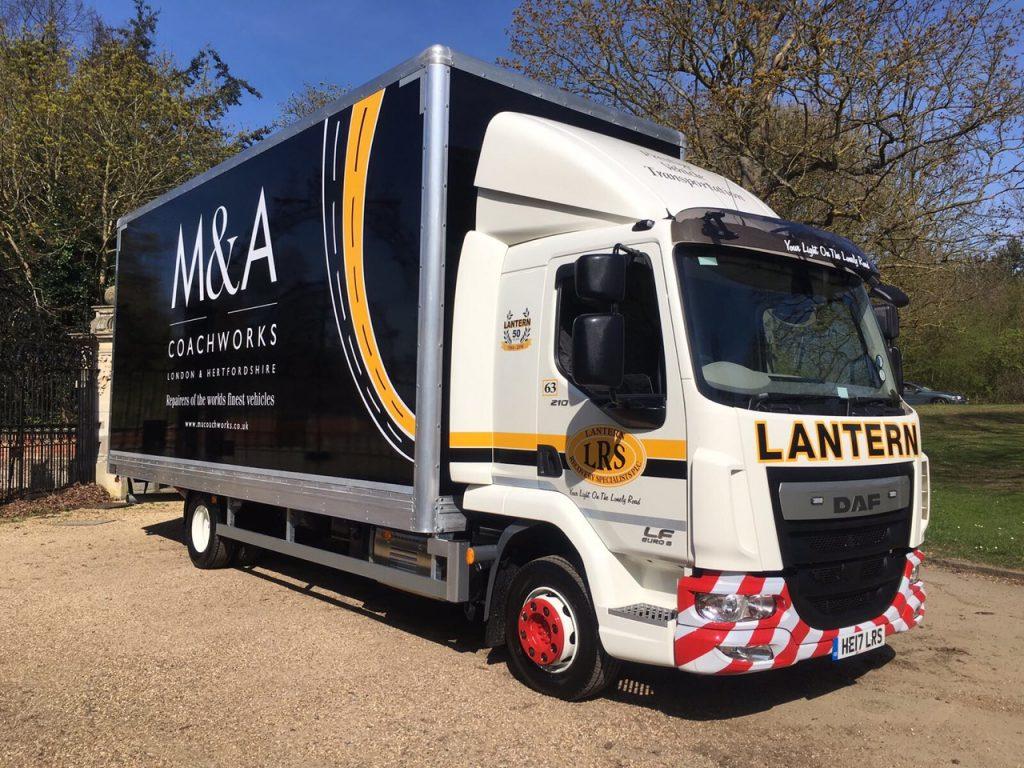 2017 '17' DAF LF 210 Sleeper Cab (Euro 6) AUTO 12 Ton £87,995 PLUS VAT REF G63