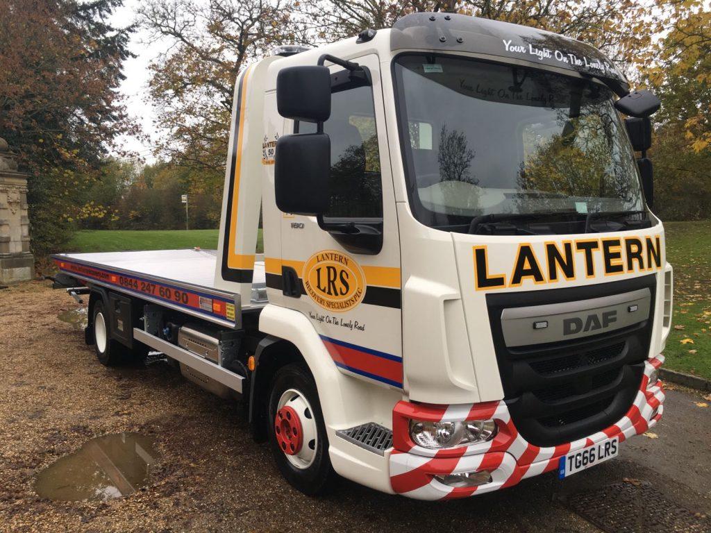 2016 '66' DAF LF 180 (Euro 6) AUTO 7.5 Ton £62,995 PLUS VAT REF G74