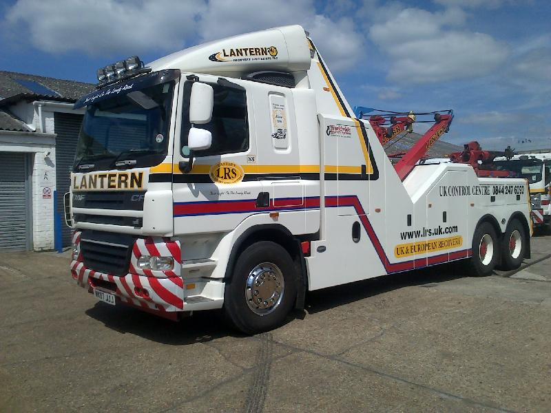 2007 '07' DAF CF 85.460 Sleeper 6×4 £132,995 PLUS VAT