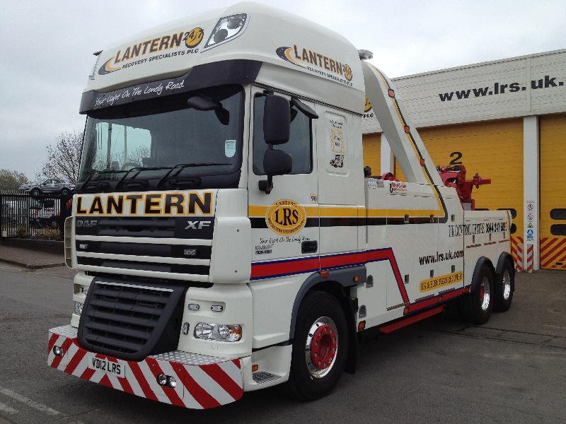 2012 DAF XF 105.460 HEAVY RECOVERY VEHICLE REF G90