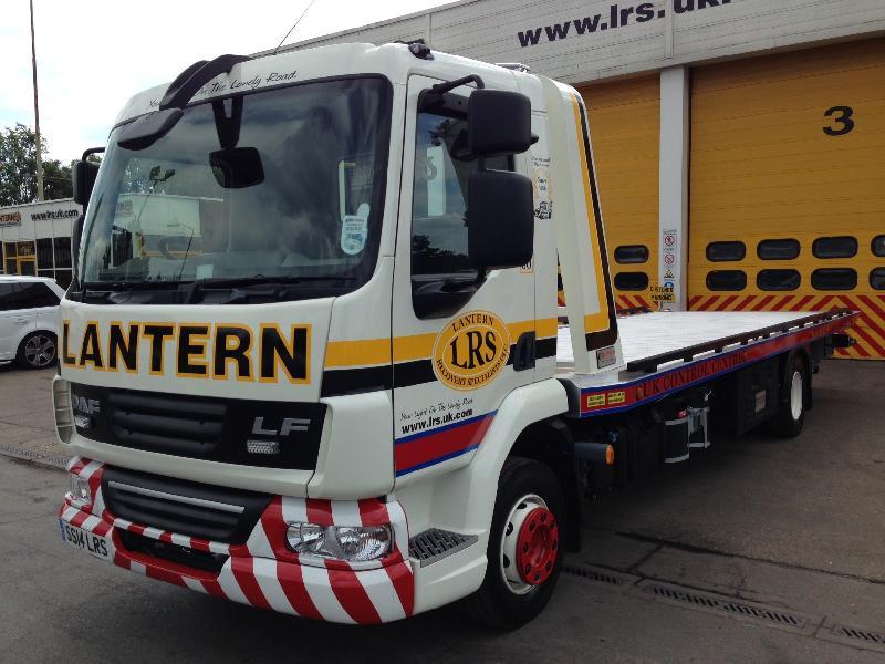 2014 '14' DAF LF 45.180 Auto (Euro 5) 12 Ton £59,995 PLUS VAT REF GROVE 60
