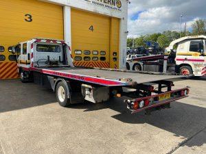 2010 '10' Isuzu N75.190 Crew Cab (AUTO) REF G41 £12,995 PLUS VAT