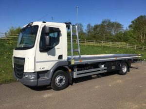 NEW 12 TON DAF WITH SUPER LO APPROACH LO SLIDER £79,786 PLUS VAT REF N290720