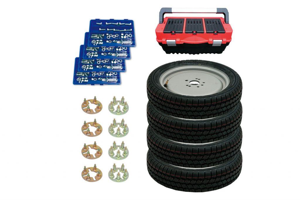 Emergency wheel set Ref 005 £1,499 Plus Vat