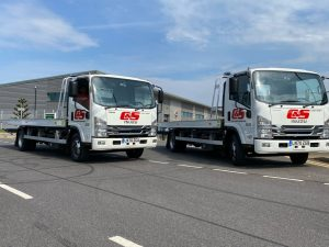 TWO MORE ISUZU LO SLIDERS FOR CS  MOTOR GROUP