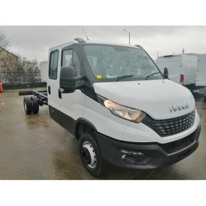 NEW IVECO CLUB CREW CAB SUPER LOW APPROACH LOW SLIDER REF 20215