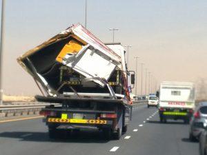 RECOVERY IN ABU DHABI