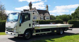 NEW ISUZU N75 190 AUTO REF 20221 £56,890 PLUS VAT AVAILABLE MAY
